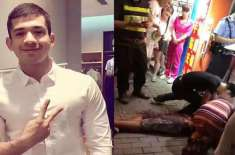 بیجنگ، چاقو زنی سے زخمی نانجنگ یونی ورسٹی کا پاکستانی طالب علم اسپتال ..