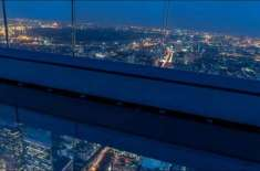 This Skywalk On Top Of Bangkok's Tallest Building Is Not For The Faint-Hearted
