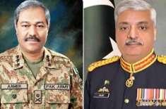 پاک فوج میں اعلیٰ سطح پر تقرر و تبادلے'کور کمانڈر لاہور تبدیل