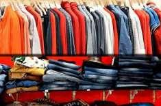 تیار ملبوسات کی برآمدات میں چار ماہ کے دوران 0.64 فیصد اضافہ ہوا، ادارہ ..