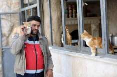 جنگ سے متاثرہ شام میں