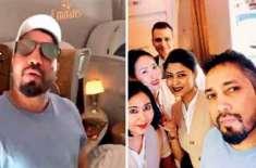 معروف بھارتی شخصیت نے امریکہ سے دبئی تک پوری فرسٹ کلاس پرواز بک کر لی