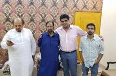 پی ٹی آئی کے رکن سندھ اسمبلی عمران علی شاہ کا شہری پر تشدد