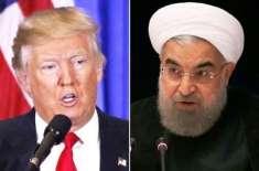 امریکا کے ساتھ بات چیت بہتر ہے مگر صورت حال موزوں نہیں : روحانی