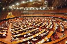 خواتین کی عزت قومی اسمبلی سیکرٹریٹ میں بھی محفوظ نہیں