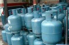 غیر قانونی گیس سیلنڈرزکے خلاف مہم جاری