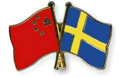 چین کی سویڈش ٹی وی پر توہین آمیز پروگرام کی مذمت