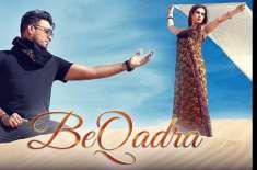 گلوکار طیب ارشمان نے اپنے گانے ''بے قدرا'' کا ویڈیو بھارتی ماڈل کیساتھ ..