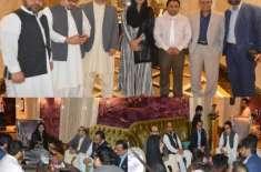 پاکستان تحریک انصاف کی ایم این اے محترمہ جویریہ ظفر آہیر ،  پارلیمانی ..