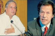 مجھے لگا کہ عمران خان ملک توڑ دے گا اس لیے پاکستان تحریکِ انصاف چھوڑ ..