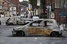 لندن میں پاکستانی تاجر کا کروڑوں کا کاروبار جل کر راکھ