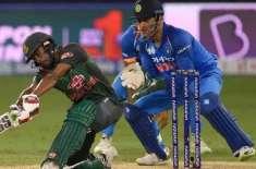 ایشیا کپ، بھارت اور بنگلہ دیش کی ٹیمیں فیصلہ کن معرکے میں کل آمنے سامنے ..