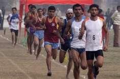قومی ایتھلیٹکس چیمپئن شپ میں شرکت کیلئے کھلاڑیوں کی آمد کا سلسلہ پرسوں ..