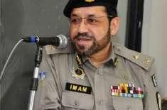 آئی جی سندھ ڈاکٹرسید کلیم امام کی زیر صدارت سینٹرل پولیس آفس میں ..
