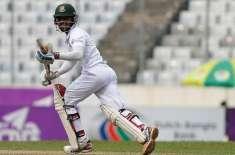بنگلہ دیشی ٹیسٹ کپتان مومن الحق کا کرونا وائرس ٹیسٹ مثبت آگیا