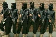 خیبر پختونخوا پولیس میں 800 خواتین اہلکار خدمات انجام دے رہی ہیں، ترجمان