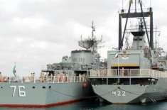 ایران نے بحری جنگی جہاز پر نیا دفاعی نظام نصب کر لیا