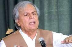 وزیراعظم عمران خان کے استعفے سے متعلق جاوید ہاشمی نے بڑا دعویٰ کر دیا