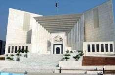 ایک ہفتے میں بتایا جائے کہ پرویز مشرف کب وطن واپس آرہے ہیں،سپریم کورٹ