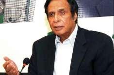 قائمقام گورنر چوہدری پرویز الٰہی نے بطور رکن اسمبلی ووٹ کاسٹ کیا