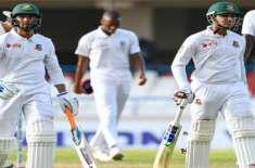 محموداللہ کی ناقابل شکست سنچری، بنگلہ دیش کی آخری ٹیسٹ میں پوزیشن ..