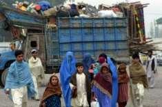 رجسٹرڈ افغان مہاجرین کی وطن واپسی موسم سرما کے باعث یکم دسمبر سے یکم ..