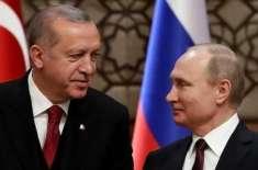 ترکی نواز شامی باغیوں نے ادلب میں جنگ بندی کی ڈیل تسلیم کرلی