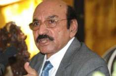 قائم علی شاہ کی زبان پھسل گئی ، آصف زرداری کو ''درباری'' کہہ دیا