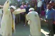 چیف جسٹس میاں ثاقب نثار کا گلگت بلتستان میں روایتی رقص، ویڈیو وائرل