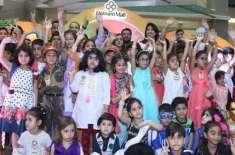 کراچی ،ڈولمین مال نے جشن آزادی کی خوشیاں دوبالا کردیں