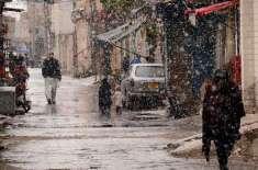 بلوچستان میں بارش برسانے والا نیا سسٹم داخل ، صوبے کے مختلف علاقوں ..