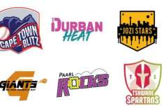 جنوبی افریقن ٹی ٹونٹی لیگ، ٹشوان سپارٹنز نے پارل راکس کو 4 وکٹوں سے ..