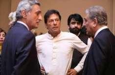 شاہ محمود قریشی اور جہانگیر ترین میں فاصلے گھٹنے لگے