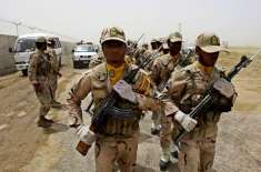 ایرانی سیکورٹی فورسز کے اہل کاروں کے اغوا کی ذمہ داری جیش العدل نے قبول ..