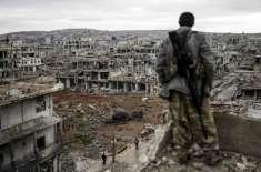 شام کی تعمیر نو میں نصف سے زاید عرصہ لگ سکتا ہے،اقوام متحدہ