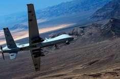 یمن میں امریکی ڈرون کا میزائل حملہ،