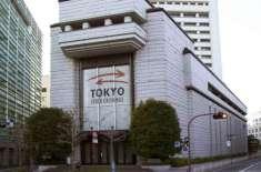 ٹوکیو سٹاک مارکیٹ میں تیزی رہی