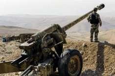 لبنانی فوج کو اسرائیل کے خلاف چوکس رہنے کا حکم