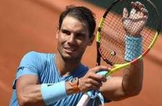 رافیل نڈال فٹنس مسائل کے باعث چائنہ اوپن اور شنگھائی ماسٹرز ٹینس ٹورنامنٹس ..