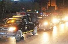 پولیس اہلکار کے قتل کے الزام میں خاتون سمیت 4 ملزمان کو گرفتار