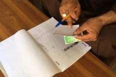 مانسہرہ کی یو سی کٹھائی میں ضلع کونسل کی خالی نشست پر انتخاب کیلئے مہم ..