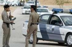ریاض:دو پاکستانی شہری رہزنی، گاڑی چوری اور منشیات فروشی کے الزام میں ..