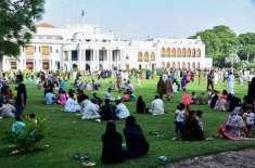 گورنر ہاوس لاہور آنے والوں کے لیے نیا ضابطہ طے کردیا گیا