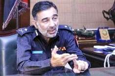 خیبر پختونخوا پولیس کو جدید انفارمیشن ٹیکنالوجی آلات(Tools)سے لیس کردیا