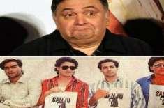 رشی کپور کا ''سنجو'' کی تشہیر کے دوران سلمان خان پر وار