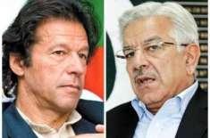 خواجہ آصف نے ماضی کی غلطیوں کا اعتراف کرتے ہوئے حکومت کو مخلص مشورہ ..