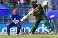 ایشیاء کپ۔۔ بنگلہ دیش نے سنسنی خیز مقابلے کے بعد آخری گیند پر افغانستان ..