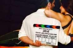 فلم ''ڈرائیو'' آئندہ سال ریلیزکی جائے گی