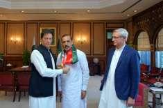 ضمنی انتخابات میں منتخب ہونے والے ایم پی اے نے تحریک انصاف میں شمولیت ..