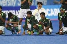 ورلڈ کپ میں خراب کارکردگی کے باوجود پاکستان ہاکی ٹیم کی رینکنگ میں ..